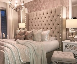 bedroom, design, and girl image