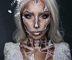 Halloween, makeup, and ellie35x image
