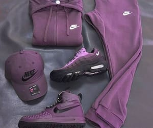 outfit and nike image