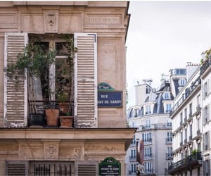 buildings, indie, and window image