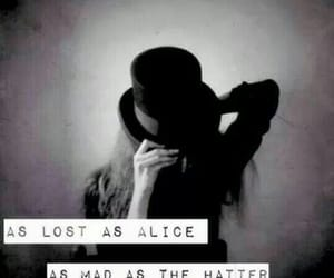 alice, mad hatter, and memory image