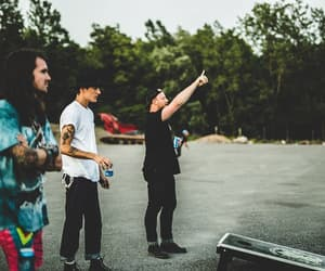 bands, mayday parade, and the maine image