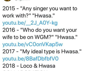 loco, mamamoo, and hwasa image