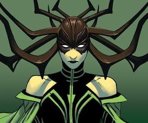 comics, Marvel, and thor image