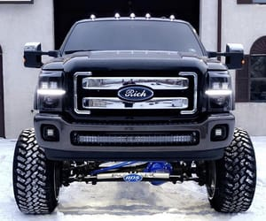 ford, pickup, and truck image