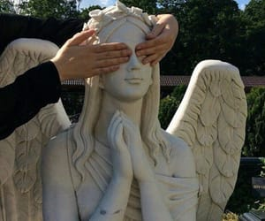 angel, aesthetic, and tumblr image