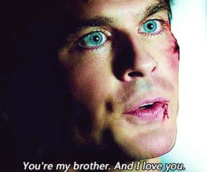 Vampire Diaries, gif, and ian somerhalder image
