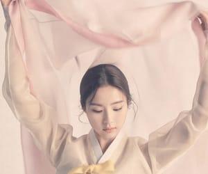 korea and hanbok image