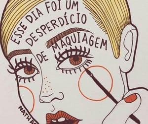 art, desenho, and brasil image