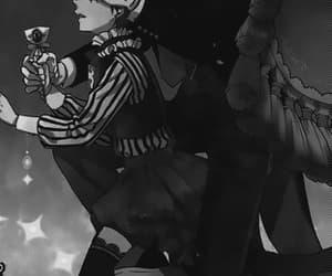 anime, art, and kuroshitsuji image