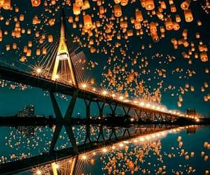 lights and sky image