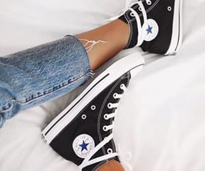 convers, jean, and tumblr image