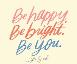 be, inspo, and kate spade image
