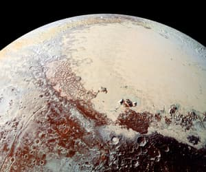 exploration, planet, and pluto image