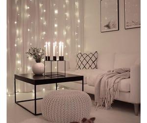 home, room, and light image