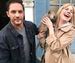 michelle williams, tom hardy, and venom image