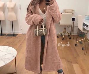 fashion style, coat manteau, and goal goals life image