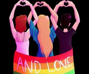 bisexual, gay, and Lyrics image