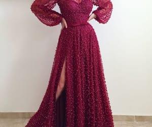 dress, fashion, and love image