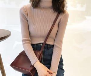 fashion, korean fashion, and asian style image