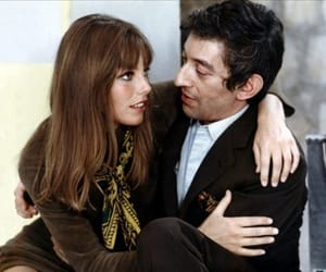 jane birkin, Gainsbourg, and serge gainsbourg image