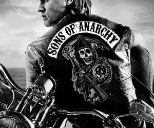 sons of anarchy, soa, and Charlie Hunnam image