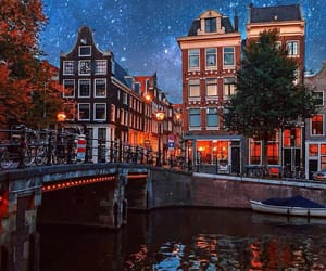 adventure, amsterdam, and building image