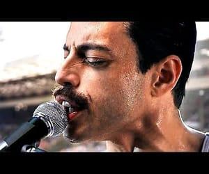 band, film, and Freddie Mercury image