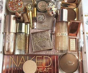 cosmetics, girly, and glam image