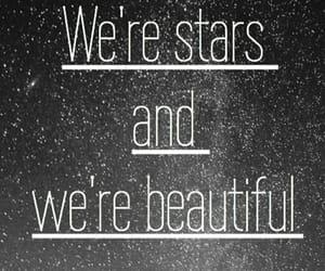 beautiful, stars, and beauty image