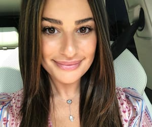 actress, glee, and lea michele image