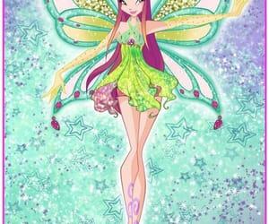 fairy, roxy, and winx image