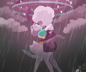steven universe, pearl, and pink diamond image