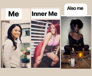me, personality, and mood image