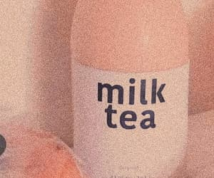 aesthetic, header, and milk image