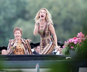 cinderella, mamma mia, and lily james image