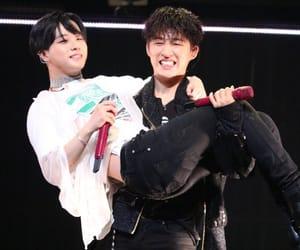 Ikon, hanbin, and k pop image