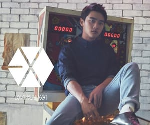 boy, Chen, and singer image