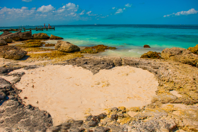 amazing, vacation, and cancun image