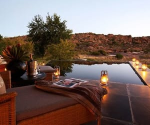 pool, resort, and south africa image