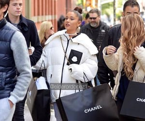ariana grande and chanel image