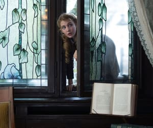 the book thief, sophie nelisse, and liesel meminger image