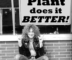 robert plant and led zeppelin image