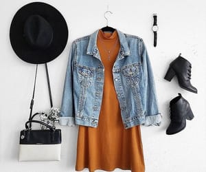 accessories, fall, and outfit image
