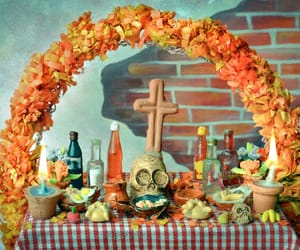 Halloween, travel, and vacation image