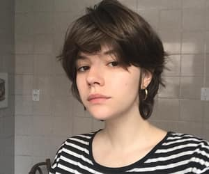 aesthetic, cute hair, and girls image