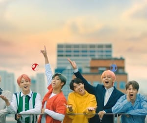 bts, v, and rm image