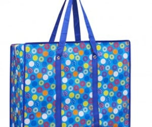 pp woven shopping bags image