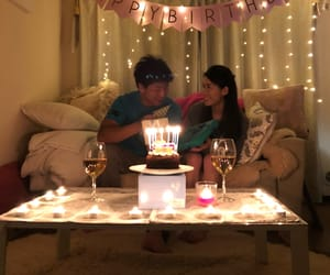 birthday, party, and relationships image