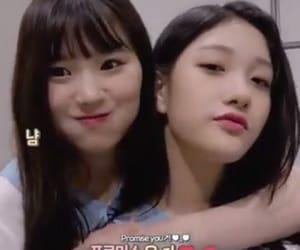 kpop, lee seoyeon, and song hayoung image